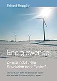 Energiewende - Zweite industrielle Revolution oder Fiasko?: Über die Illusion, 80 bis 100 Prozent des Stroms über alternative Energien gewinnen zu können
