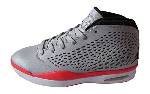 Nike Jordan Flight 2015 Herren Basketballschuhe wolf grey black infrared 23 white 005