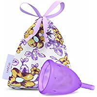 LadyCup–Coupe Menstruelle Lady Cup Lilas Taille L 46mm