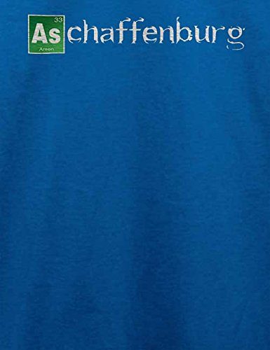 Aschaffenburg T-Shirt Royal Blau