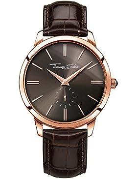 THOMAS SABO Herren-Armbanduhr WA0176-266-206-42mm