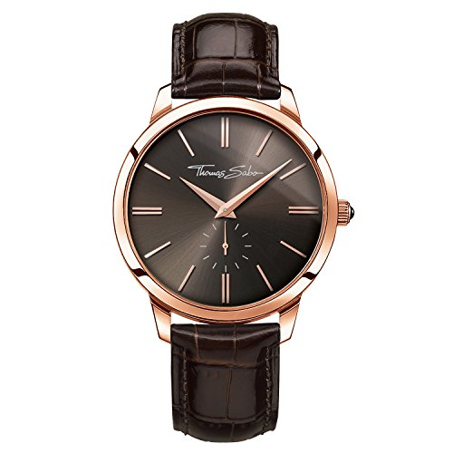 Montre Homme Thomas Sabo WA0176-266-206-42mm