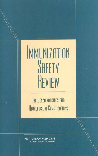 Immunization Safety Review: Influenza Vaccines and Neurological Complications by Immunization Safety Review Committee (2004-02-20)