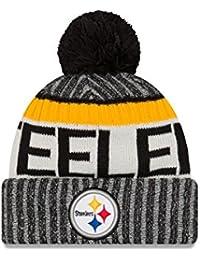 75f4c254afb31 Gorro Beanie NFL Steelers by New Era gorro de puntogorro beanie gorro de  punto