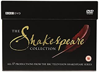 BBC TV The Shakespeare Collection [Import anglais] (B000B6F8V4) | Amazon price tracker / tracking, Amazon price history charts, Amazon price watches, Amazon price drop alerts