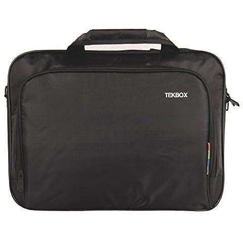 Tekbox Laptop Bag Padded Carry Case Shoulder Messenger Bag For 14