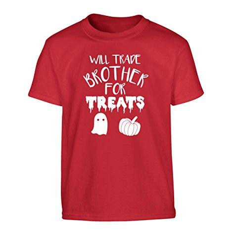 Flox Creative  Damen T-Shirt, Slogan Gr. X-Large, Rot - Rot