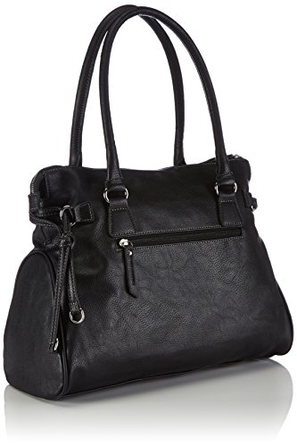 GERRY WEBER Friends 4080002744 Damen Shopper 38x29x16 cm (B x H x T) Schwarz (Black 900)