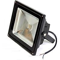 LED SMD de alta potencia 30W 6500K blanco Foco luz Foco resistente al agua diseño Lámpara Bombilla Iluminación Exterior Pared Foco Jardín Garaje Casa FT14