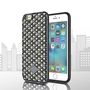 GENERIC TPU PC Dual Layer Full Protective Back Case Cover For iPhone 6s Plus 6 Plus 5.5 Inch