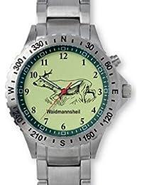 Greiner reloj 'Waidmannsheil' 1209-GM