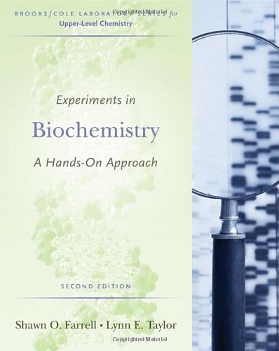 Experiments in Biochemistry : Hands-on Approach 2ND EDITION