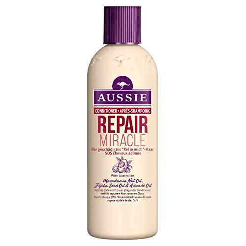 Aussie Repair Miracle Conditioner Die Rettung Für Geschädigtes Haar 250ml