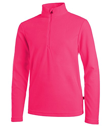 Medico Kinder Ski Fleece Shirt - Pink - Größe 140