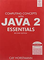 Computing Concepts With Java 2 Essentials, 2Nd Edition (Wiley Student Edition)