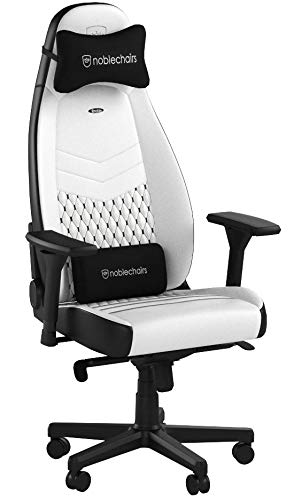 ACCESSOIRE GAMING NOBLECHAIRS ICON SERIES NERO - BIANCO
