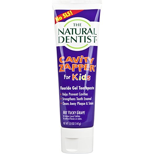Natural Dentist 178780 Kids Cavity Zapper pasta dental Buster Groovy Grape...
