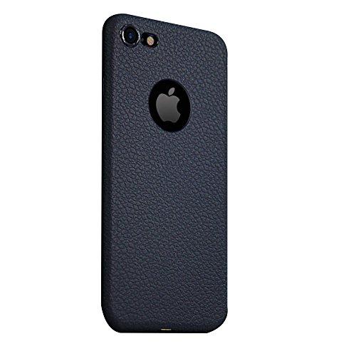 Tsuger pelle Case Cover Custodia per iPhone6 plus--5.5 B-Azzurro/Blu