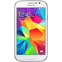 "Samsung Galaxy Grand Neo Plus - Smartphone libre Android (pantalla 5"", cámara 5 Mp, 8 GB, Quad-Core 1.2 GHz, 1 GB RAM), blanco (importado)"
