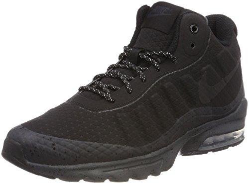 Nike Air Max Invigor Mid, Sneaker Uomo Nero (noir / Anthracite / Noir)
