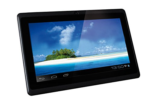 Comag 8C0001  (7'') Multi Touch Android Tablet (1,0 GHz, 512 MB RAM, 4 Go NAND Flash, Android 4.0.x) Noir (Import Europe)