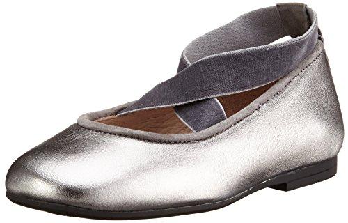 UnisaCLICK_SM - Ballerine Bambina , Argento (Silber (Plata)), 30