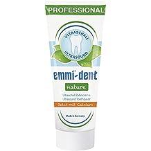 EmmiDent Zahnpasta Nature para Ultraschall 75 ml blanco