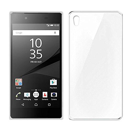 PHONELAND Funda Silicona Sony Xperia Z5 Premium (Transparente)