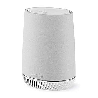 NETGEAR ORBI Système Wifi Mesh amplificateur intégrant assistant Alexa Echo et enceinte connectée Harman Kardon RBS40V (1 satellite extender additionnel) - Jusqu'à 125m² de couverture (B07GYQ46NM)   Amazon price tracker / tracking, Amazon price history charts, Amazon price watches, Amazon price drop alerts