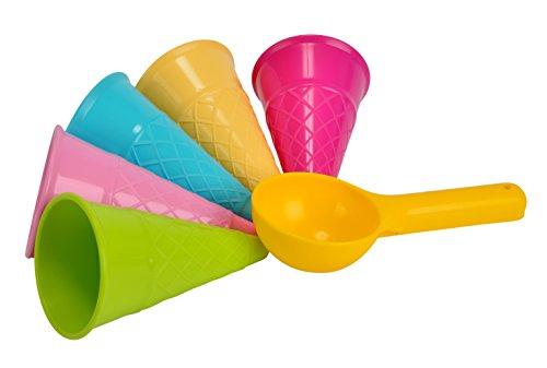 Simba Toys - Set de juguetes de playa (Simba 107108605)