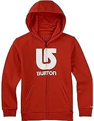 Burton Jungen Hoodie Logo Vert FZ