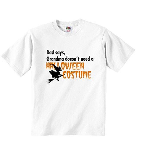 rauchen eine Halloween-Kostüm–Jungen Mädchen T-Shirt Personalisierte Tees Unisex Jungen Mädchen Tshirt Kleidung mit bedruckt Funny Quotes–Weiß weiß weiß 5 - 6 Years (Personalisierte Halloween-t-shirts)