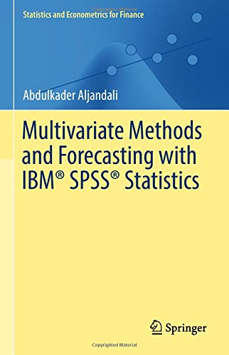 PDF] Multivariate Methods and Forecasting with IBM® SPSS