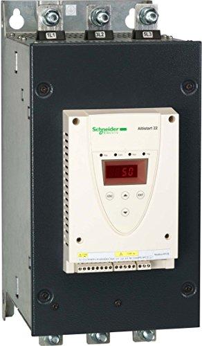 SCHNEIDER ELEC PIA - VVD 56 05 - ARRANCADOR ALTISTART-22 210A 600V CONTROL 220V