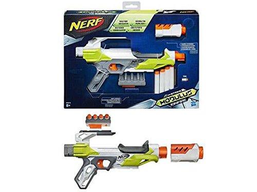 Rifle Pistola Nerf Modulus Ionfire lanzador dardigiocattolo Giochi Educativi Aprendizaje Juguete Juegos Idea regalo Navidad # AG17