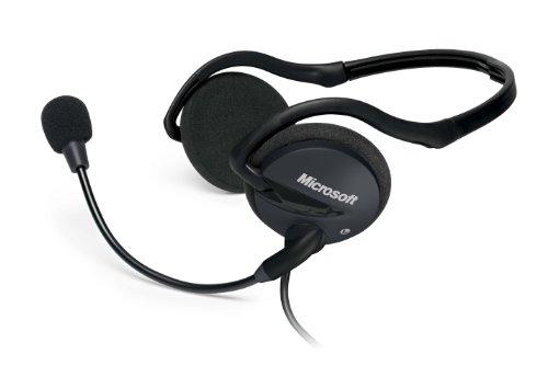 Microsoft LX-2000 Earphones (Black)