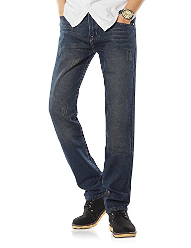 Demon&Hunter 806 Series Men's Regular Straight Leg Jeans