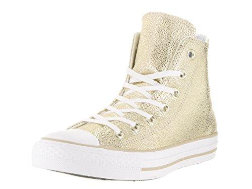 Converse Chuck Taylor Metallic Baskets Gold Or