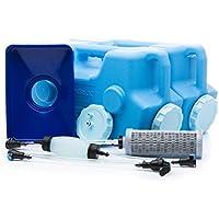 AquaBrick Acqua Sistema Di Filtrazione Campeggio Filtro Rimuove: Virus,Batteri,Cryptosporidium &