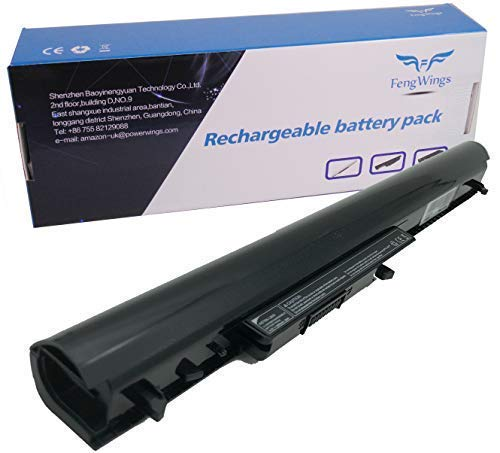 FengWings 14.8V 41Wh 2600mAh HSTNN-LB5S HSTNN-PB5Y OA04 OA03 740715-001 746641-001 Replace laptop battery for HP Computer 240 G2 / 240 G3 / 245 G2 / 245 3 / 246 G2 / 246 G3 / 250 G2 / 250 G3 / 255 G2 / 255 G3 14-d000 (To cells)
