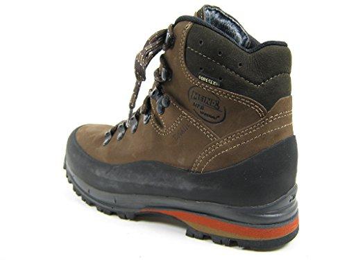 Meindl Vakuum Men GTX 680083, Chaussures de randonnée homme marron foncé