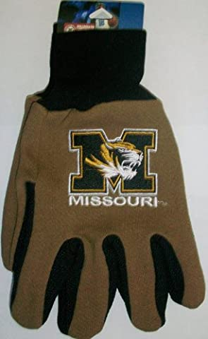 University of Missouri Tigers All Purpose Utility Grip Gloves by McArthur