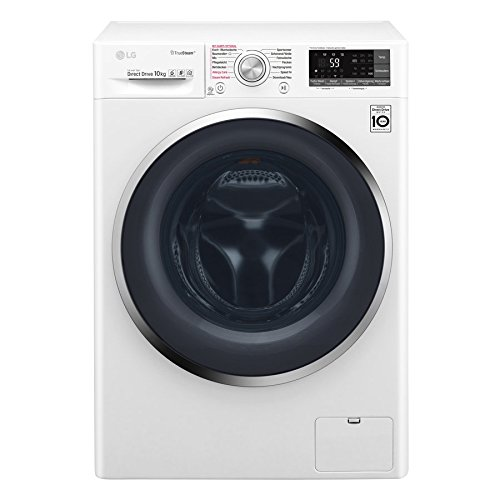 LG Electronics F 14WM 10TT2 Waschmaschine Frontlader/A+++ / 1400UpM / TurboWash/True Steam/weiß