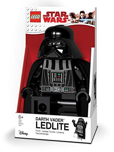 LEGO LGLTO3BT - Star Wars Taschenlampe Darth Vader, Mehrfarbig
