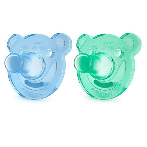 Philips AVENT soothie 0-3meses azul Talla:grün/blau