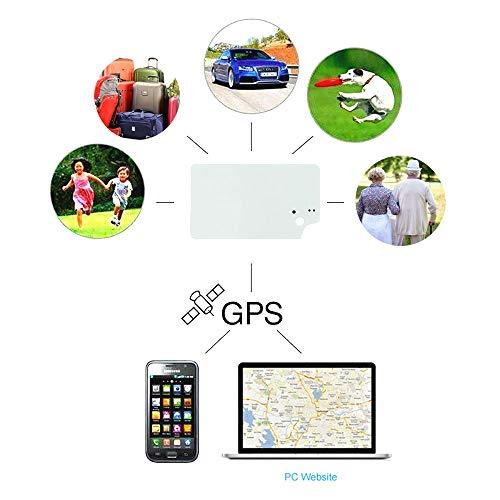 TKSTAR rastreador GPS Mini Localizador GPS Oculto Localizador en Tiempo Real antirrobo...