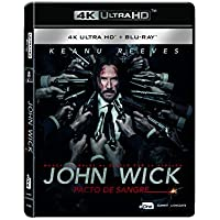 John Wick: Pacto De Sangre Blu-Ray + Uhd 4k