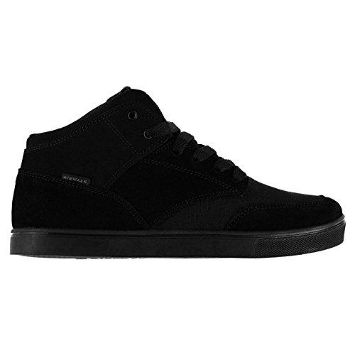 airwalk-breaker-mid-skate-enfant-garcons-chaussures-baskets-sneakers-sport-noir-5-38