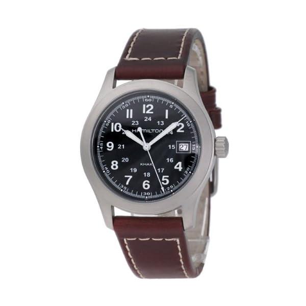 Hamilton H68481533 – Reloj analógico de caballero de cuarzo con