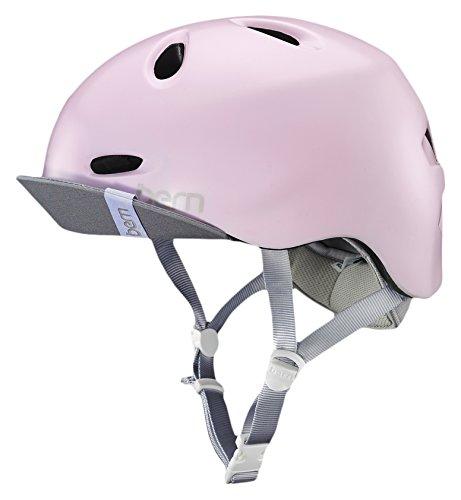 Bern Berkeley Fahrradhelm Damen M-L Satin Pale Pink